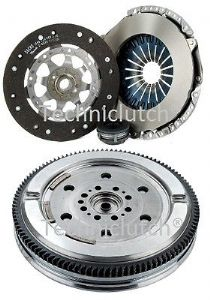 SACHS DUAL MASS FLYWHEEL DMF & COMPLETE CLUTCH KIT AUDI A4 1.9 TDI